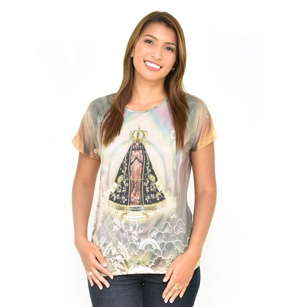 camiseta-floral-escura