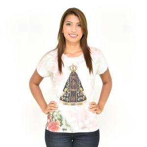 camiseta-floral-aparecida