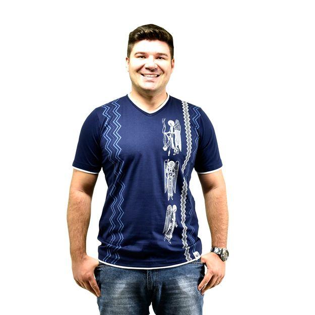 camiseta-arcanjos-azul