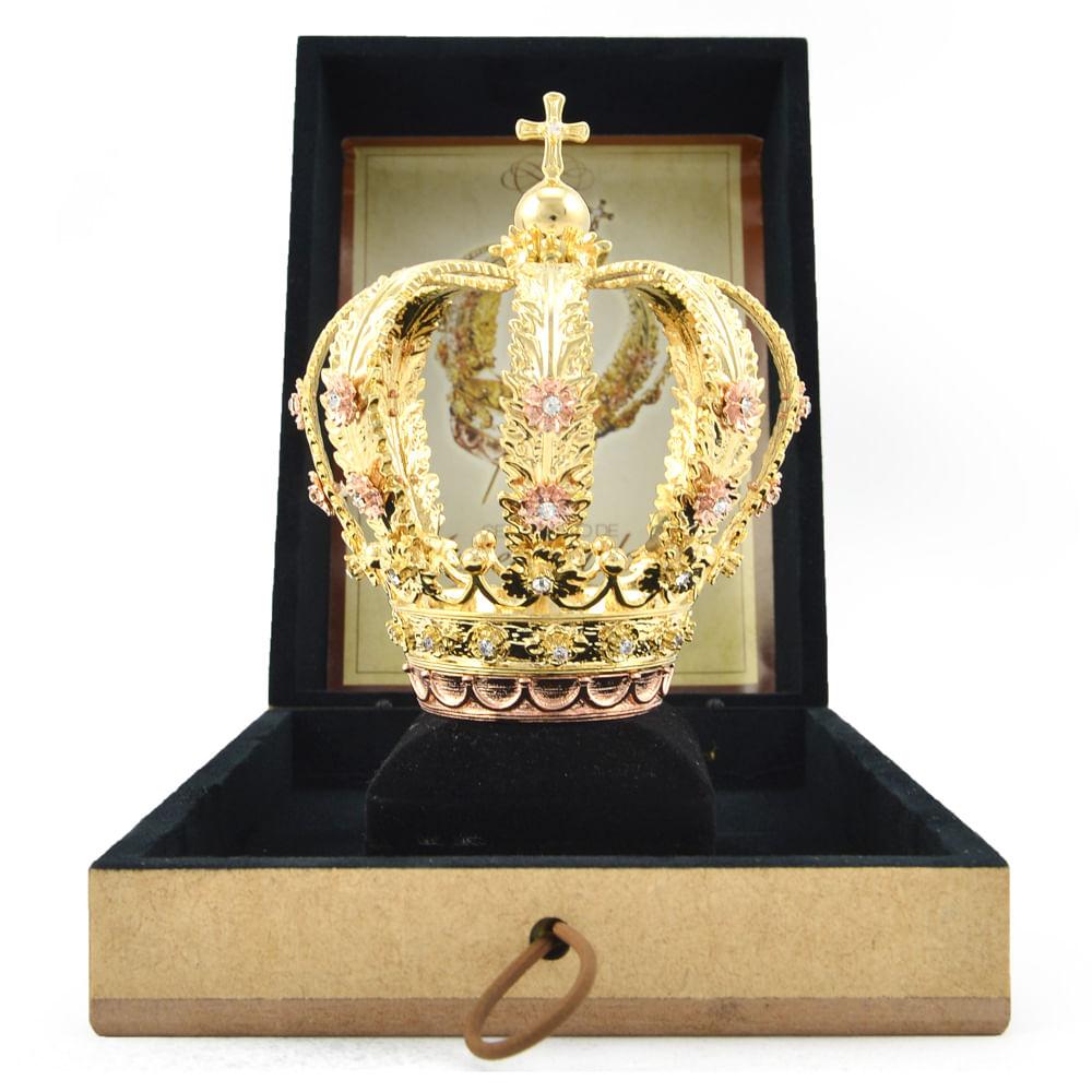 Preferência Replica Coroa Oficial | Loja Oficial Santuário Nacional  XJ37