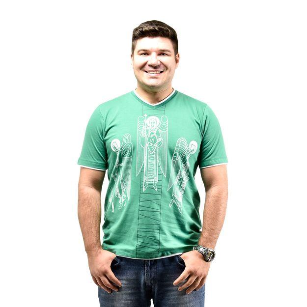 camiseta-arcanjos-verde