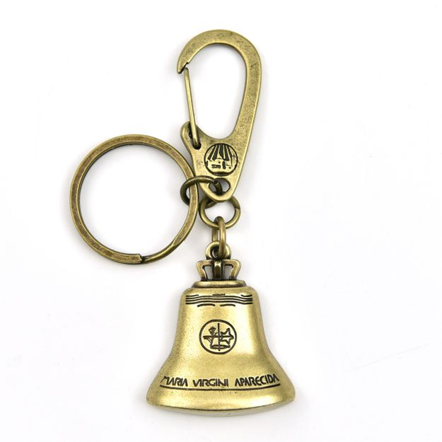 chaveiro-mosquetao-campanario-ouro-velho