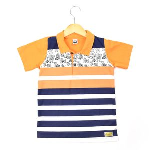camiseta-polo-laranja
