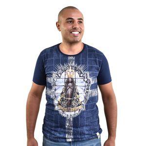 camiseta-masculina-azul-nossa-senhora-aparecida