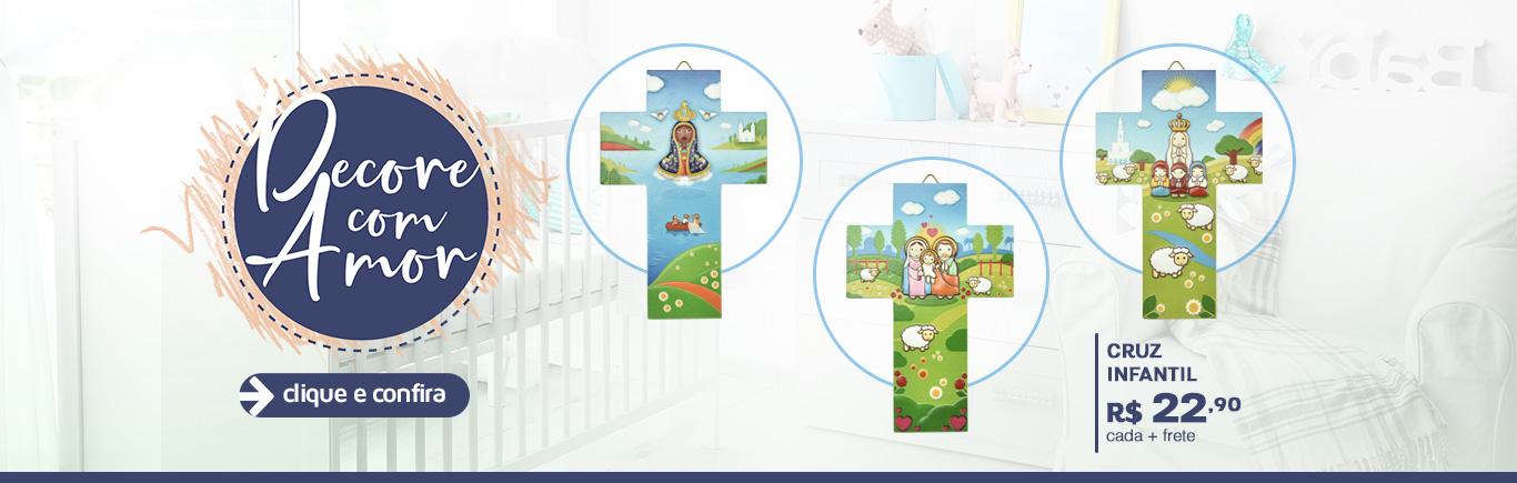 Crucifixos Infantis