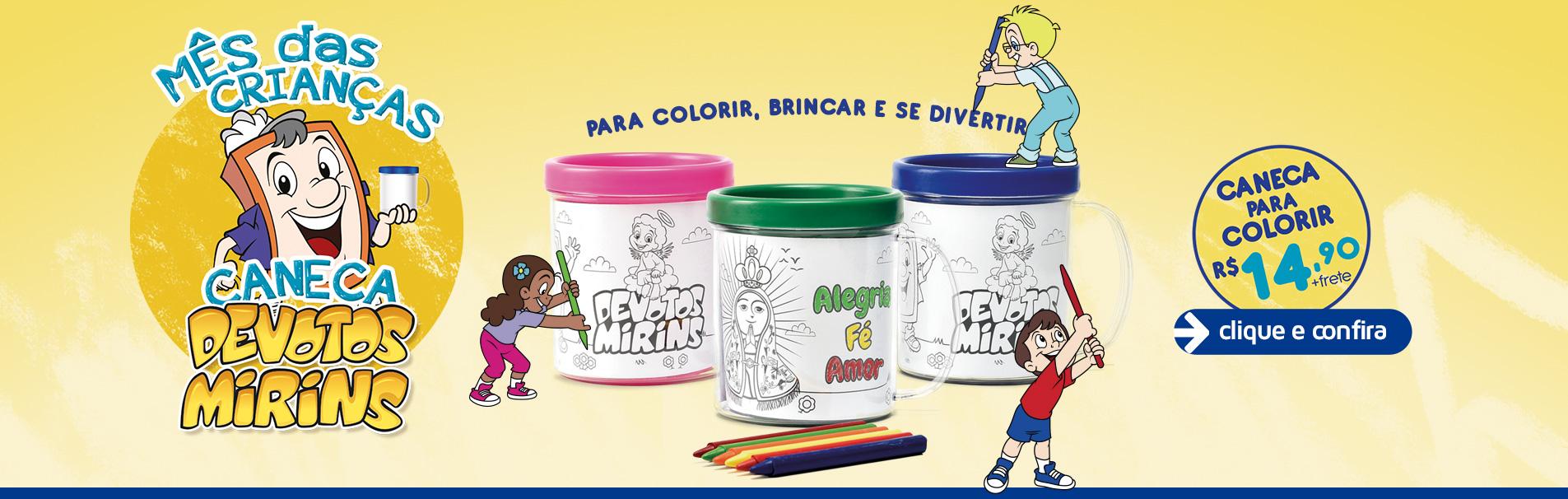 Canecas Colorir