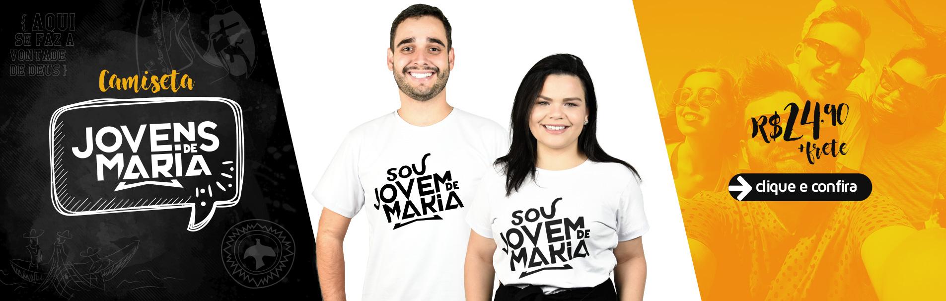 Camiseta Jovens