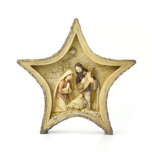 estrela-de-resina-sagrada-familia